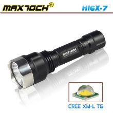Linterna LED táctica Maxtoch HI6X-7 caza Cree