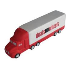 2015 Venta caliente personalizada anti estrés de espuma de promoción camiones