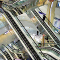 Indoor Escalator with Stainless Steel Step