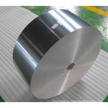 Hoja de aluminio Jumbo Roll para Cigarrillos / Cable / Farmacia / Hogar