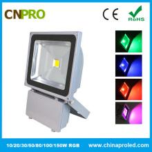 100W LED RGB Flood Light Mémoire Fonction