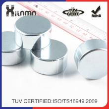 Sintered Rare Earth Disc Neodymium NdFeB Permanent Magnet