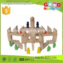 108pcs mais recentes bricolage de brinquedos brincalhão de madeira DIY em estoque