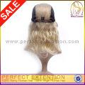 Golden Perfect Platinum Blonde Top Quality Brazilian Hair Wig