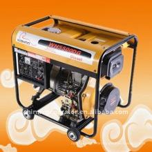 CE Zertifikat 5KW Max. Diesel Generator_WH5500DG