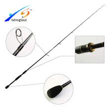 BAR004 1pc fishing tackle nano carbon blank hot sale sea bass fishing rod