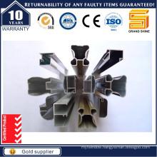 Aluminum/Aluminium Alloy 6063 Extrusion Anodized Profile for Window