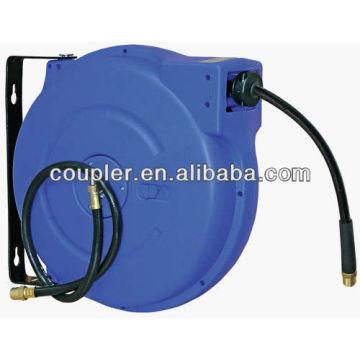 1/4'' PU ,PVC,PU-mesh Retractable air hose reel