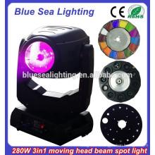Супер 280w Robe Osram 10R пятно луча мытья 3 в 1 движущейся головной свет