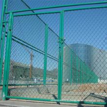 Clôture maillée de maillon de chaîne pour la clôture de protection