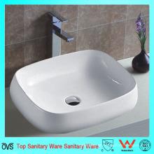 Neues Design Thin Edge Keramik Badezimmer Waschen Toilettenbecken