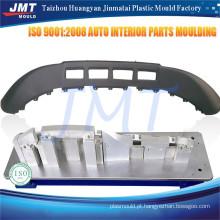 Interior de plástico auto design padrão internacional plastica