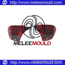 Molde claro da injeção plástica auto