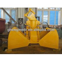 Excavator Hydraulic Clamshell Bulk Grab