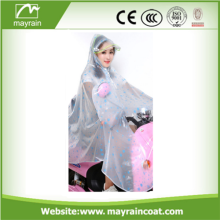 Poncho imperméable adulte transparent promotionnel