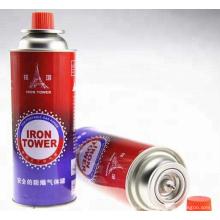 Automatic aerosol spray tin can making