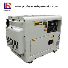 Silent 5kw Diesel Generator with AC Single Phase Copper Wire