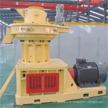 Biomasse-Pellet-Maschine mit einer Kapazität von 1 Tonne pro Stunde