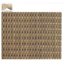 precio razonable tejido de malla de vinilo con la mejor calidad