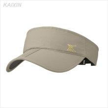 100% Cotton Promotional Golf Sun Visor Sport Sun Visor Hat
