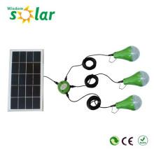 Prix d'usine populaire de 2015 intérieure conduit Kit d'éclairage solaire