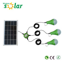 2015 Popular Factory Price Indoor Led Solar Lighting Kit