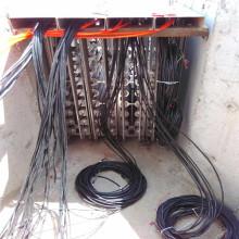 Sistema de esterilizador de água UV de canal aberto com controle automático