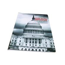 Tamanho: 315 * 235mm pasta de arquivo de papel (FL-206S)