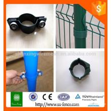 ISO9001 Metal e plástico soldado grampos de arame de arame