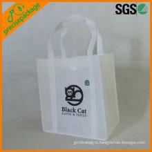 высокое качество многоразовые ЭКО лаконичный Non сплетенная хозяйственная сумка