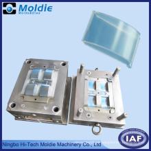 Water Clear PC Partes eléctricas Plastic Mold