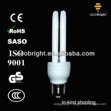 Energy Saver lampe 2U 15W 8000H CE qualité