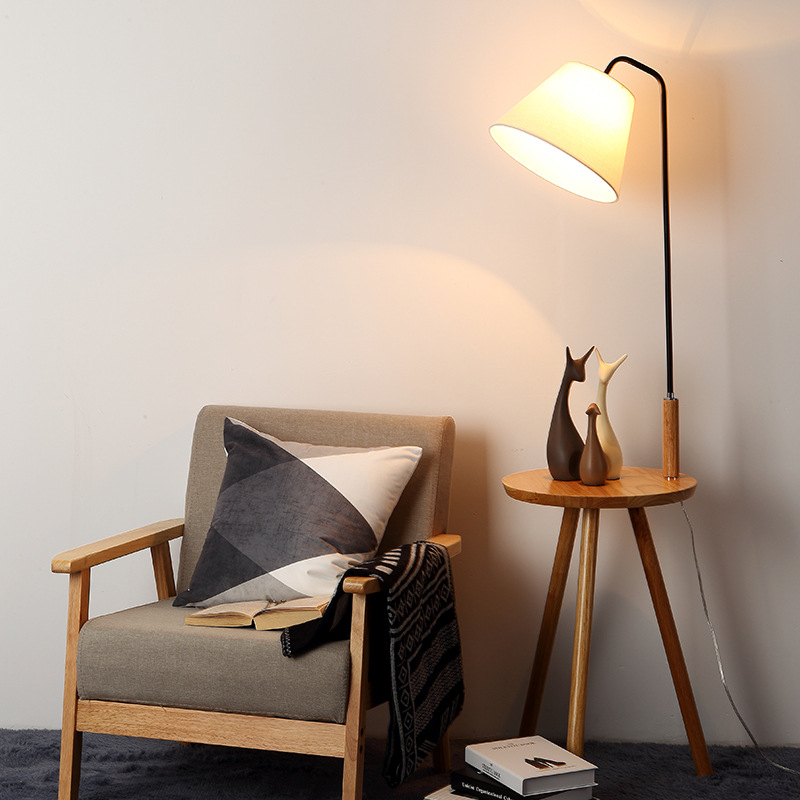 Application Gold Floor Lamp