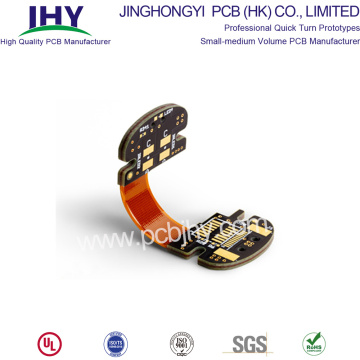 Rigid Flex PCB Inmersion Gold