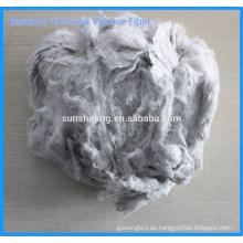 Fibra de viscosa de carbón de bambú