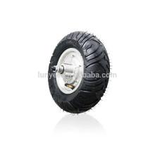 Rad 48w 500w Motor Wheel 12inch mit nicht für den Straßenverkehr Reifen für Schubkarre