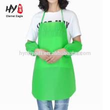 Изготовленный на заказ Логос печатая кухня для приготовления пищи для взрослых нетканые фартуки для промоакций