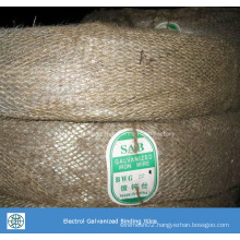 Hot Sale Low Price Electrol Galvanized Binding Wire