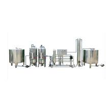 Linha de produção completa de água mineral