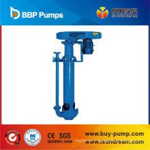 Pompe à boue centrifuge verticale submersible