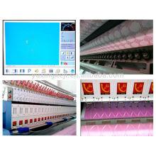 Yuxingmachinery de bordado de máquina estofando