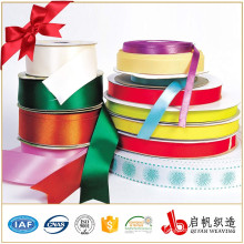 Customized high grade wholesale price polyester satin ribbon