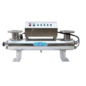 Multi-lampu Water UV Sterilizer