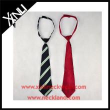 Meninos de poliéster mais baratos gravata Aceitar PayPal