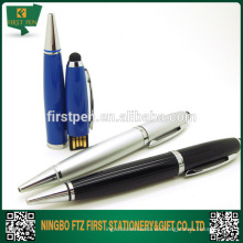 Pantalla táctil lápiz táctil con memoria flash USB