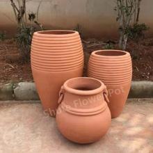 Vasos para plantador de flores de tamanho pequeno para decoração de jardim
