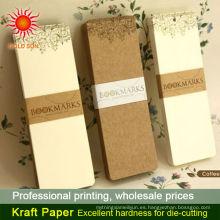 hojas de papel de carnicero marrón