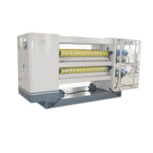 lowest price NC cut off  machine with double helix cross blade