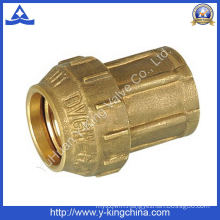 """1/2""""-2"""" Brass Spanish/Compression Fitting for Pipe (YD-6042)"""