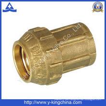 """1/2 """"-2"""" Brass Español / compresión para tubería (YD-6042)"""